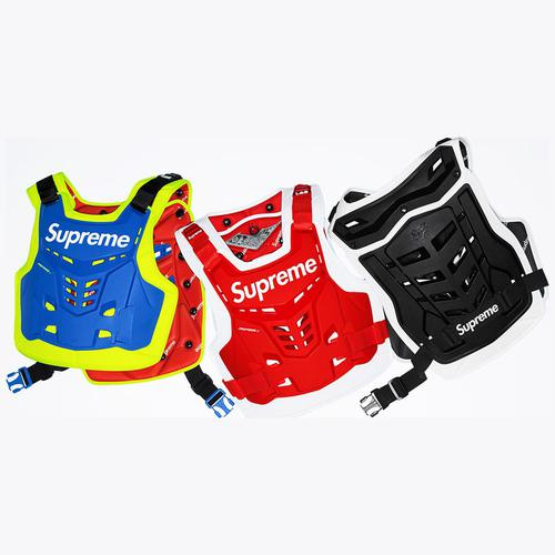 Supreme/Fox Racing Proframe Roost Deflector Vest