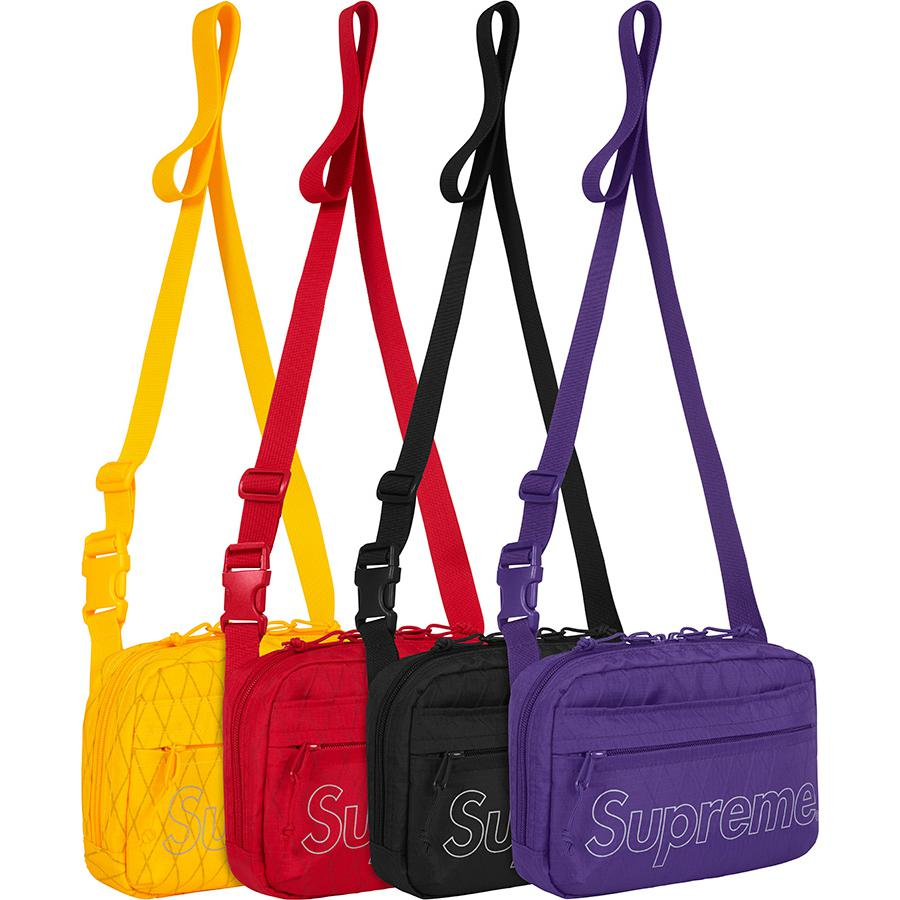 Supreme FW18 Shoulder Bag