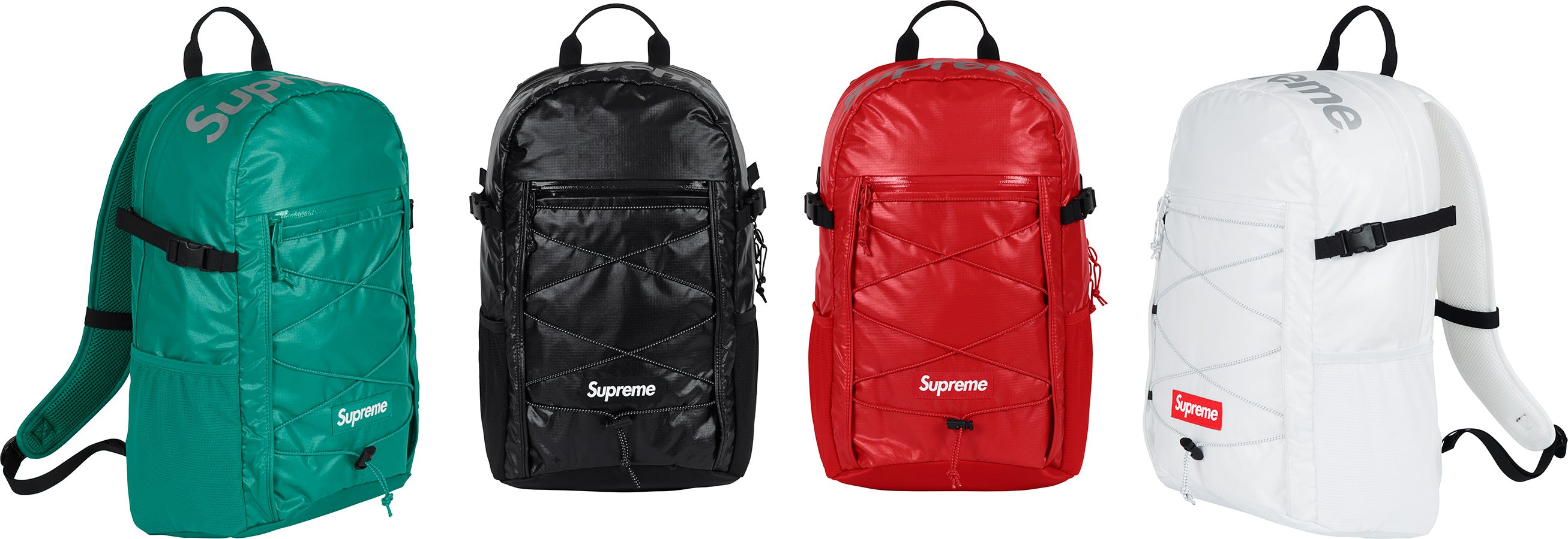 Laminated Backpack Supreme Fall/Winter 2017 (FW17)