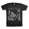 "STREET SECTS ""End Position"" Black T-Shirt"