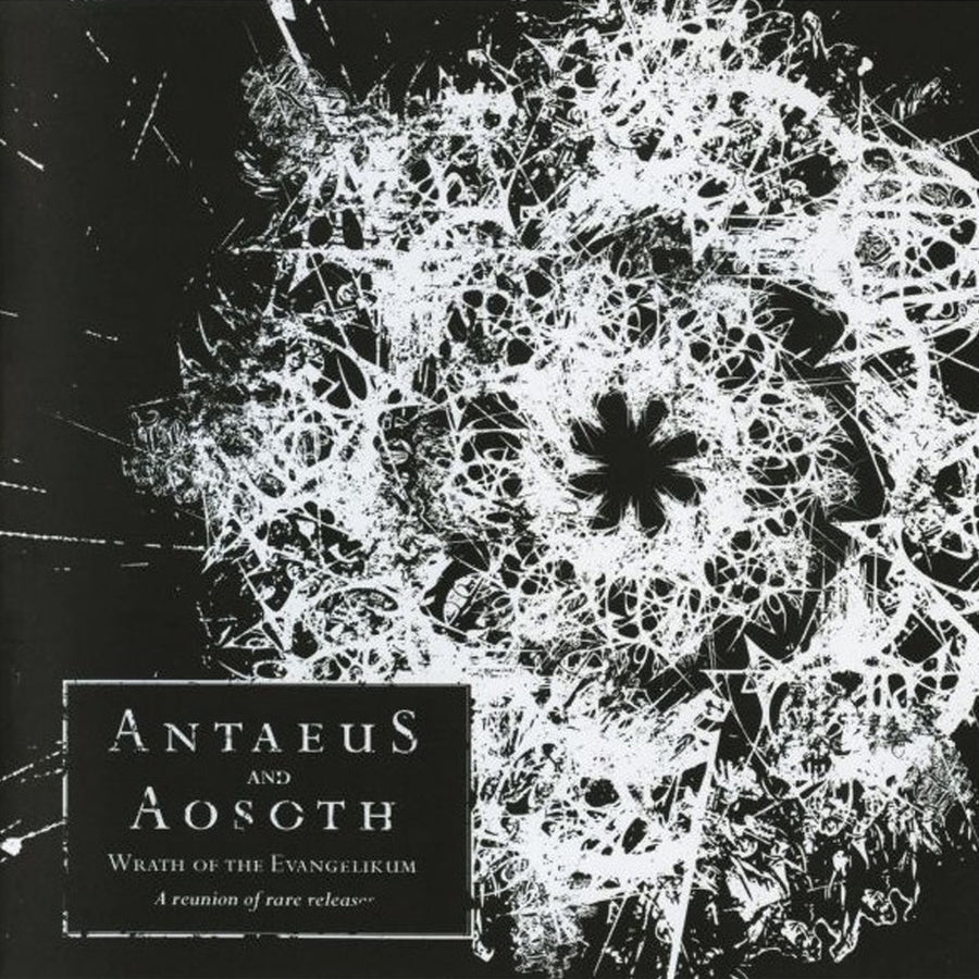 "ANTAEUS / AOSOTH ""Wrath Of The Evangelikum"""
