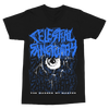 "CELESTIAL SANCTUARY ""My Master"" Black T-Shirt"