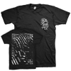 "THOMAS HOOPER ""Cavalarium Skull"" Black T-Shirt"