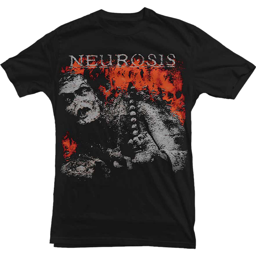 "NEUROSIS ""Enemy Of The Sun"" Black T-Shirt"