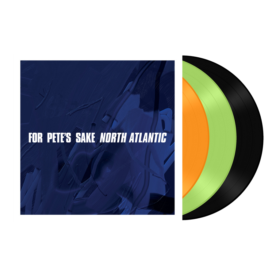 "FOR PETE'S SAKE ""North Atlantic"""