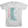 "FANGE ""Eyelids"" Ash Grey T-Shirt"