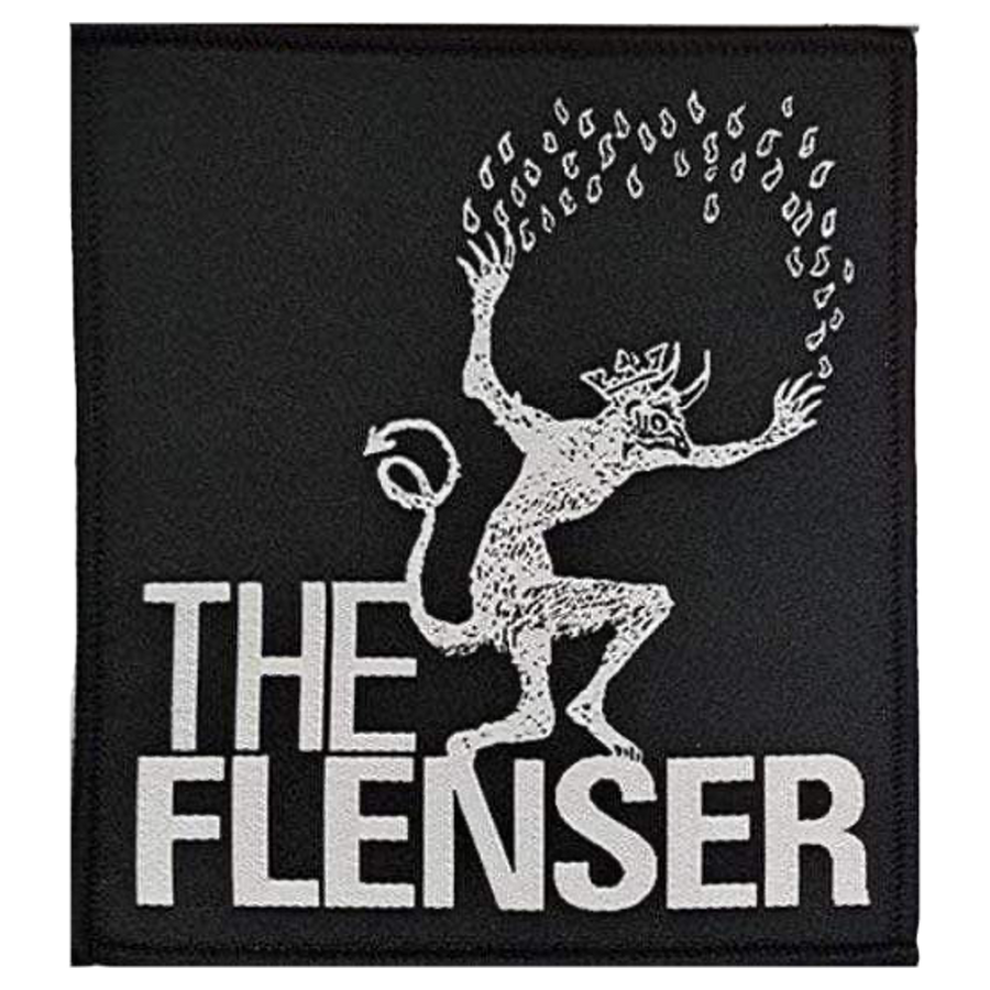 "THE FLENSER ""Logo"" Woven Patch"