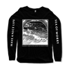 "HAVE A NICE LIFE ""Sea Of Worry"" Black Longsleeve"