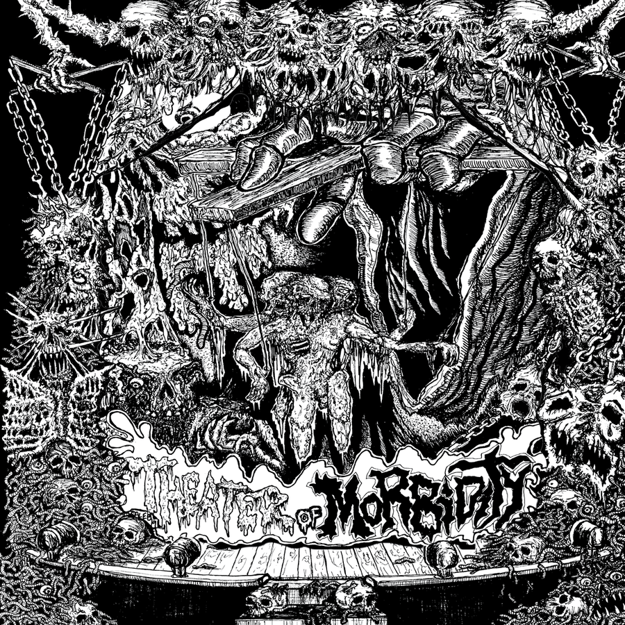 "BONE SICKNESS ""Theater Of Morbidity"""