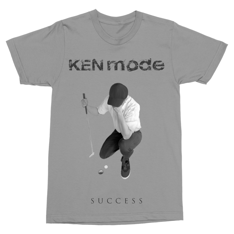 "KEN MODE ""Golfer"" Grey T-Shirt"