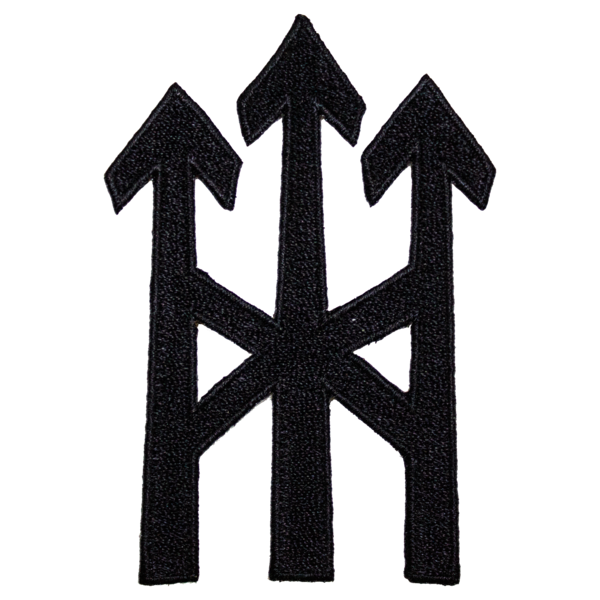 "NEUROSIS ""Arrows"" Embroidered Patch"