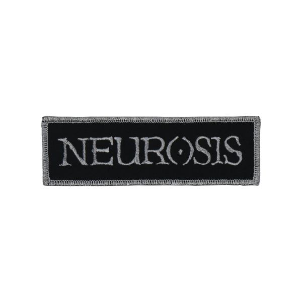 "NEUROSIS ""Logo"" Embroidered Patch"
