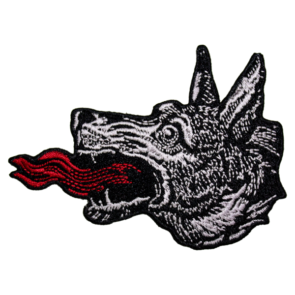 "NEUROSIS ""Wolf"" Embroidered Patch"