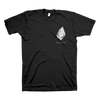 "PALECOAL ""Charcoal"" Black T-Shirt"