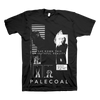"PALECOAL ""Fake Fates"" Black T-Shirt"