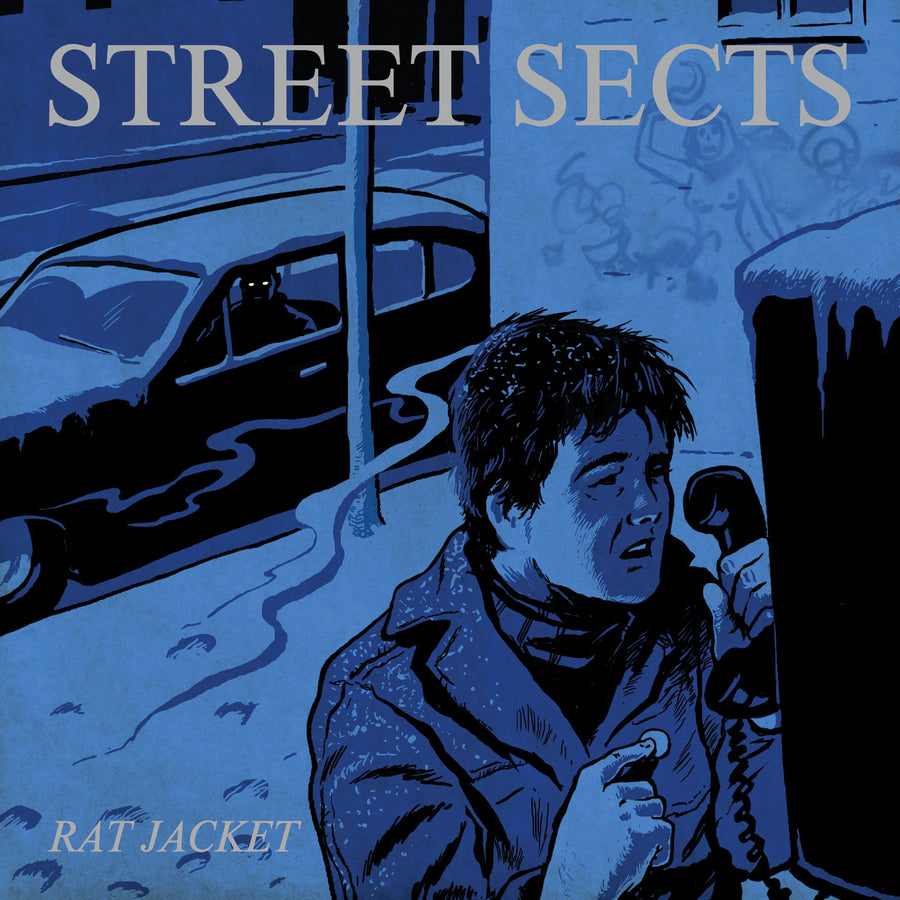 "STREET SECTS ""Rat Jacket"""
