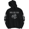 "NEUROSIS ""Sickles"" Black Hooded Sweatshirt"