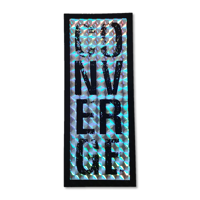 "CONVERGE ""Logo"" Sticker"