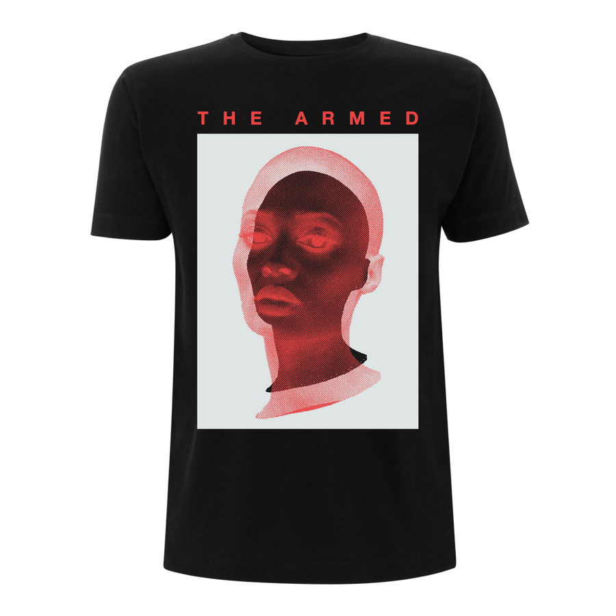 "THE ARMED ""Infinite Love"" Black T-Shirt"
