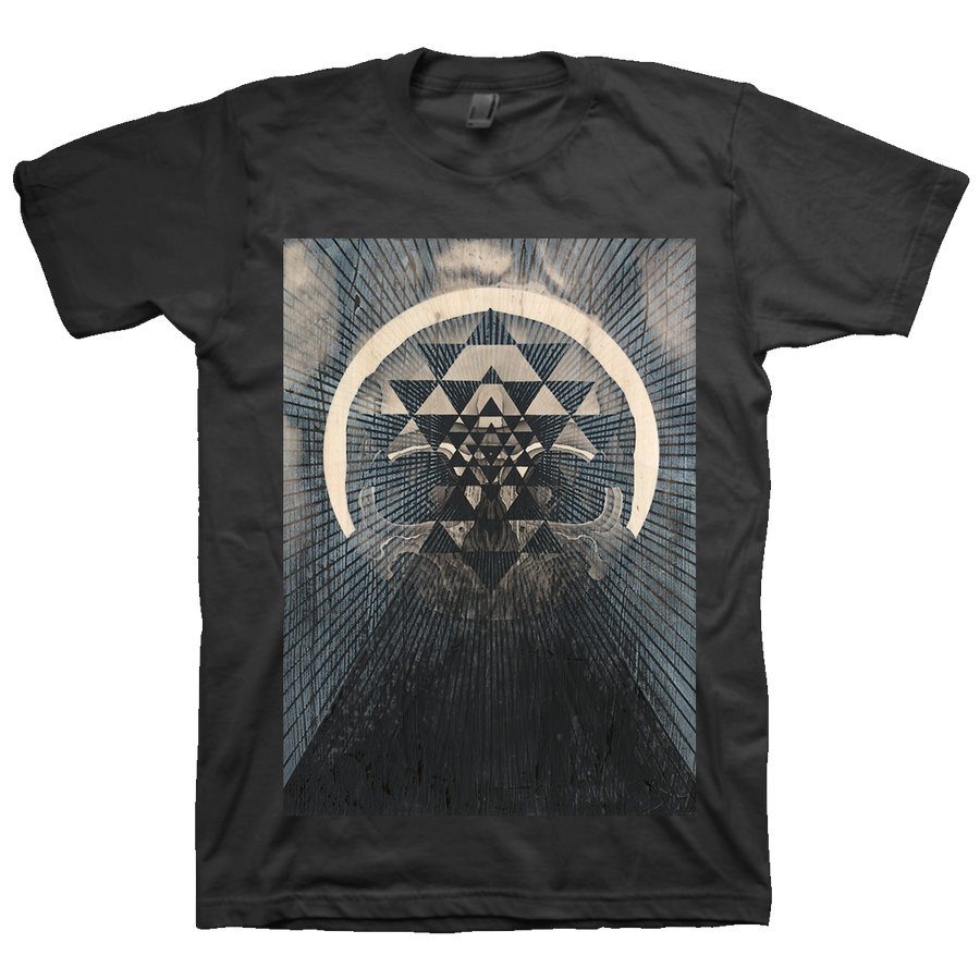 "THOMAS HOOPER ""Time"" Black T-Shirt"