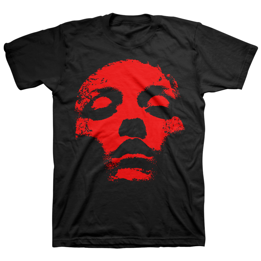 "CONVERGE ""Jane Doe Classic: Red"" Black T-Shirt"