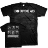 "DROPDEAD ""Bomb"" Black T-Shirt"