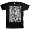 "DROPDEAD ""You Have A Voice"" Black T-Shirt"