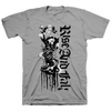 "RISE AND FALL ""Archangel"" Grey T-Shirt"