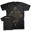 "SUPERMACHINER ""Rust"" Black T-Shirt"