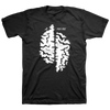 "TOUCHE AMORE ""Brain"" Black T-Shirt"