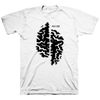 "TOUCHE AMORE ""Brain"" White T-Shirt"