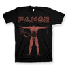 "FANGE ""Punir Cover"" Black T-Shirt"