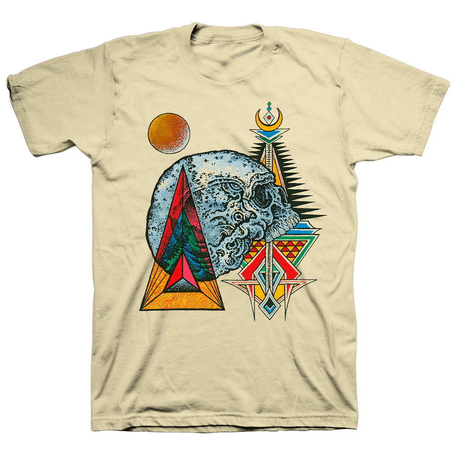 "THOMAS HOOPER ""Temple Antenna"" Natural T-Shirt"
