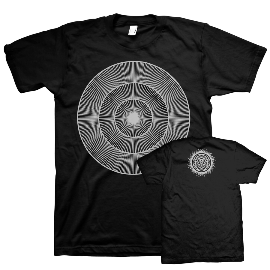 "THOMAS HOOPER ""The Sun's Halo"" Black T-Shirt"