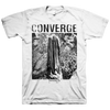 "CONVERGE ""The Dusk In Us"" White T-Shirt"
