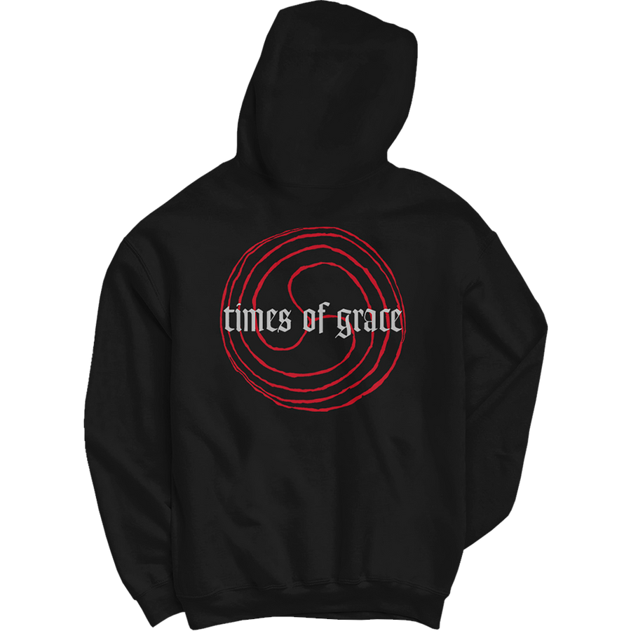 "NEUROSIS ""Times Of Grace"" Zip-Up Hoodie"