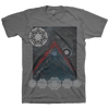 "THOMAS HOOPER ""Center Of Nothing"" Grey T-Shirt"