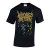 "WHORESNATION ""Mephitism"" Black T-Shirt"