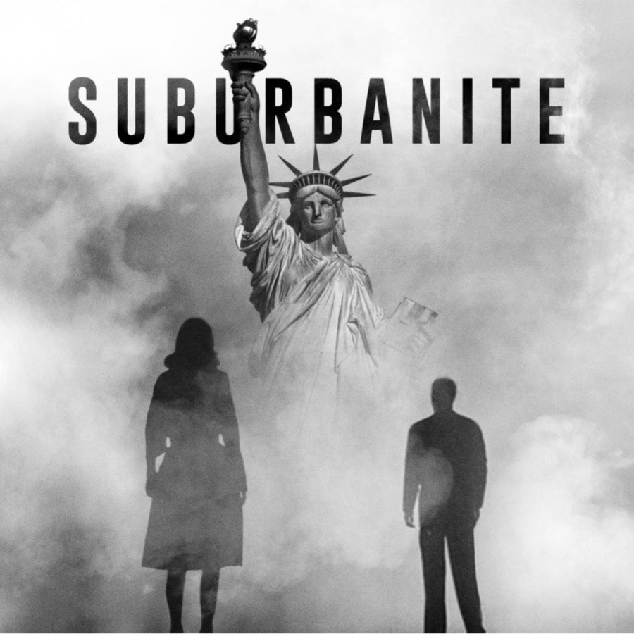 "SUBURBANITE ""Self-Titled"""