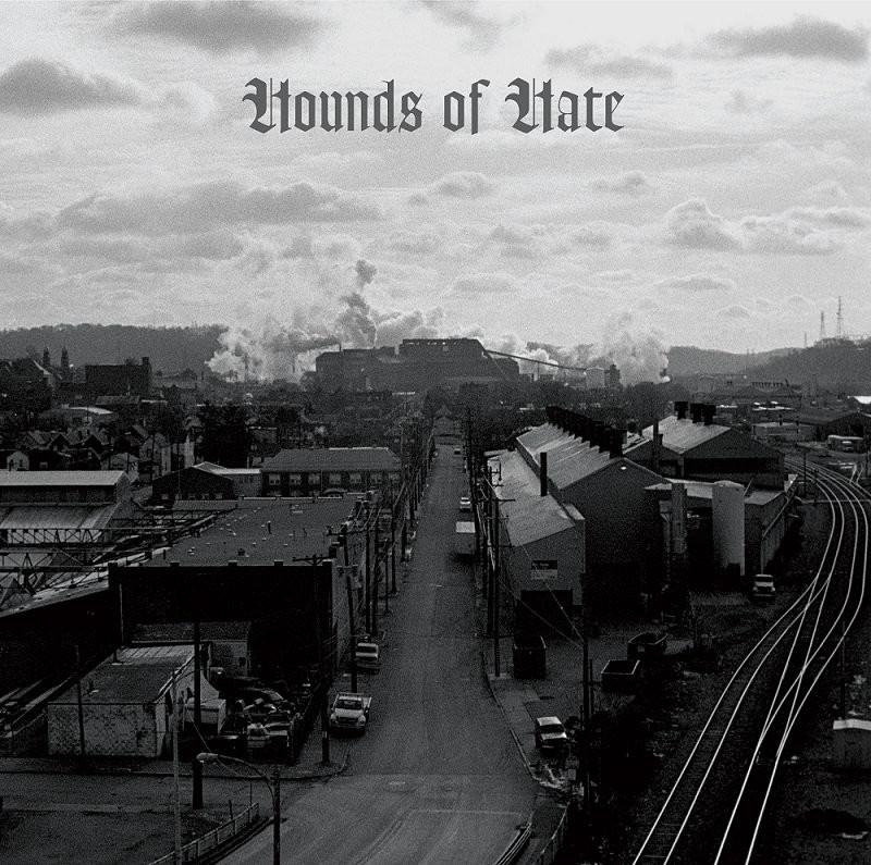 "HOUNDS OF HATE ""Self Titled"""