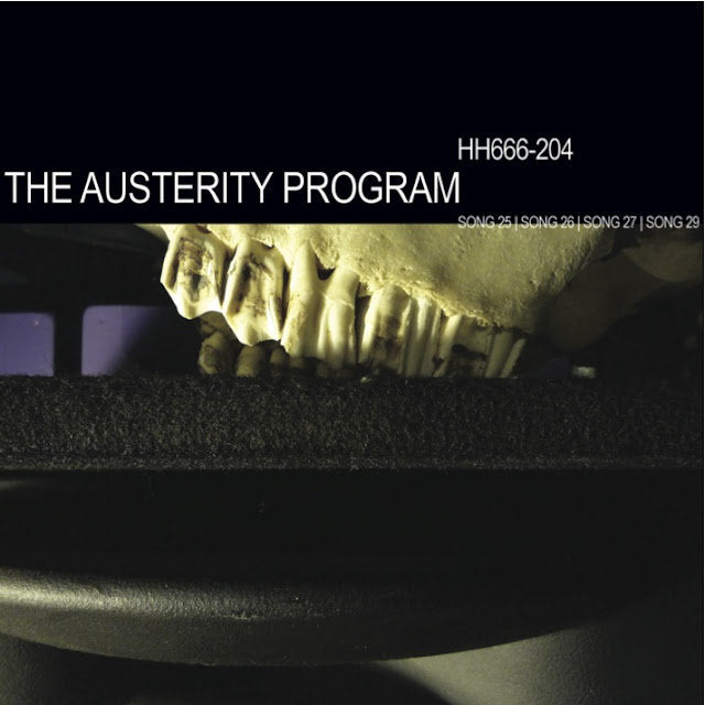 "THE AUSTERITY PROGRAM ""Backsliders And Apostates Will Burn"""