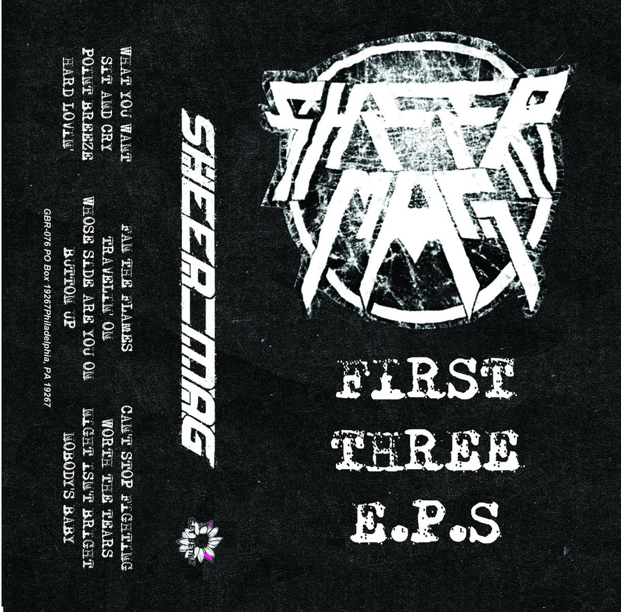 "SHEER MAG ""First Three EPs"""