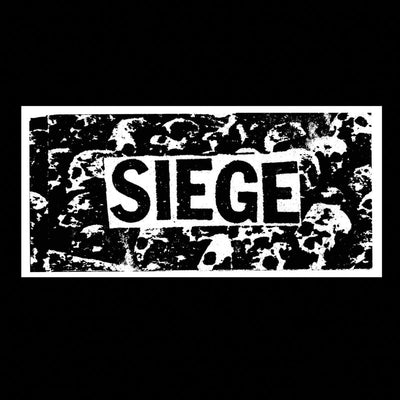 "SIEGE ""Drop Dead (30th Anniversary Edition)"""