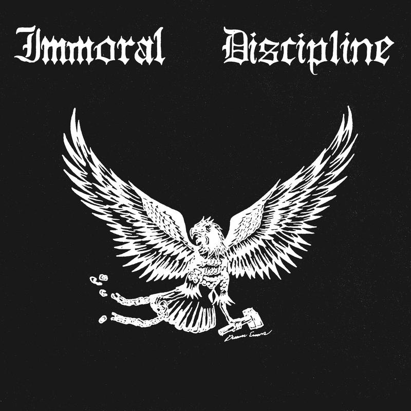 "IMMORAL DISCIPLINE ""Self-Titled"""