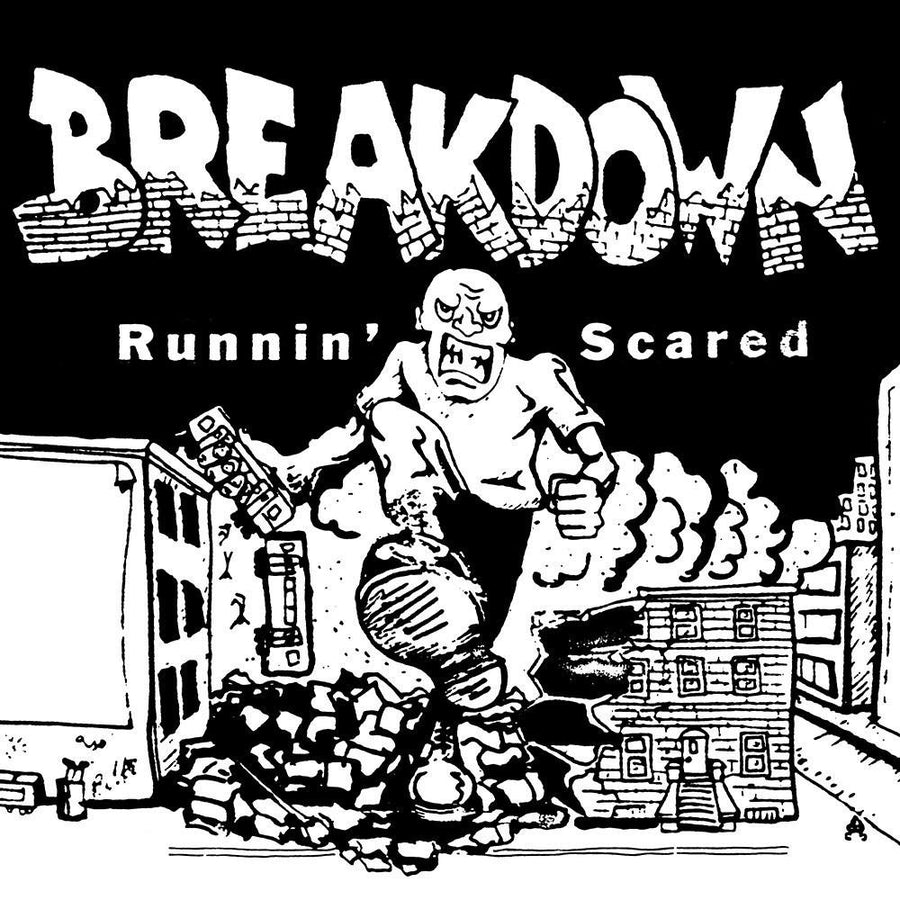 "BREAKDOWN ""Runnin' Scared"""