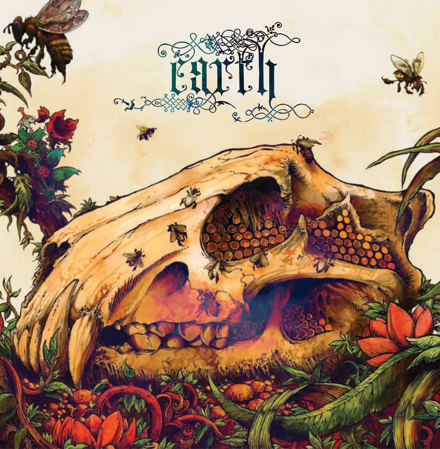 "EARTH ""The Bees Made Honey In The Lion's Skull"""