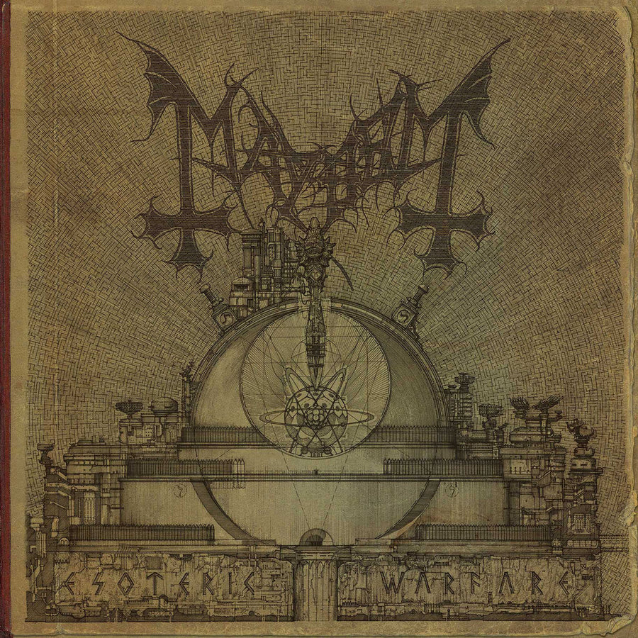 "MAYHEM ""Esoteric Warfare"""