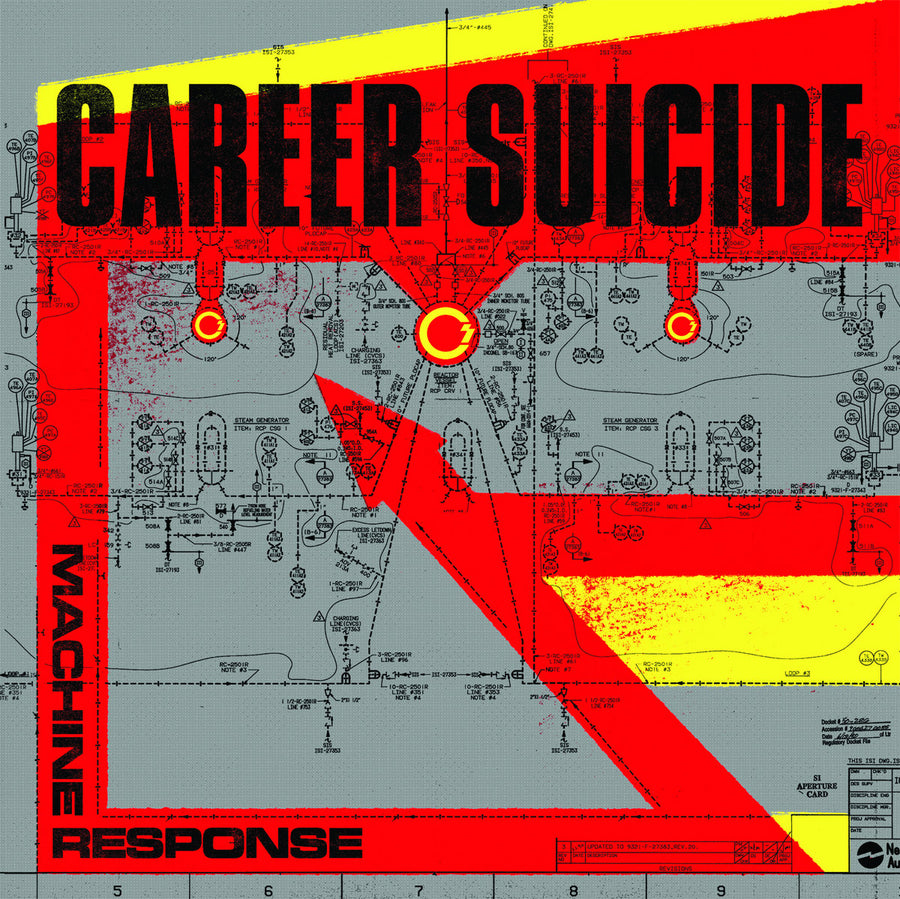 "CAREER SUICIDE ""Machine Response"""