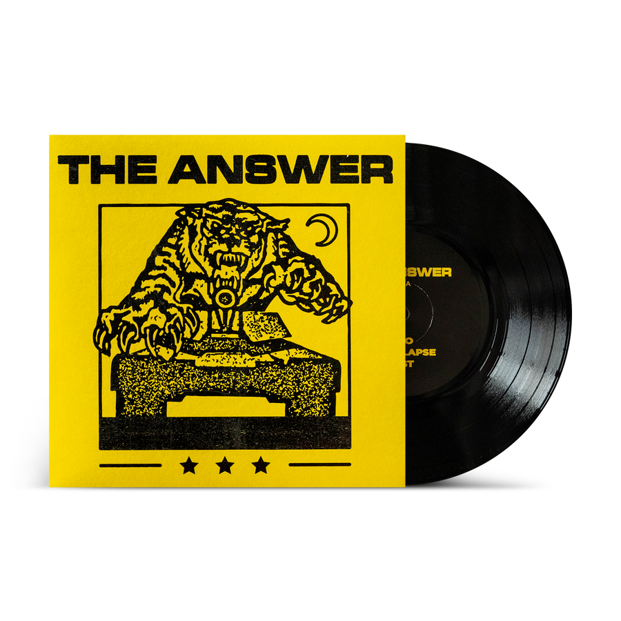 "THE ANSWER ""Demo 2019"""