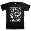 "ALL PIGS MUST DIE ""Life Eats Life"" Black T-Shirt"